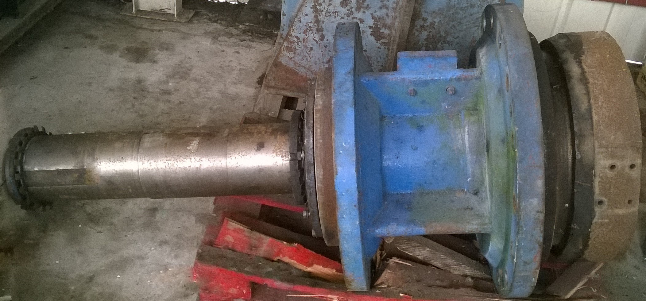 Rotor Promill 1800 BT 205